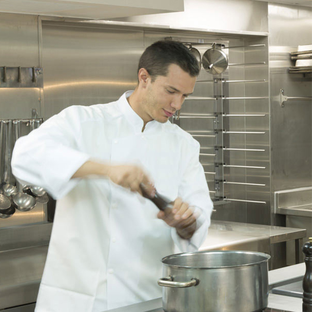 Chef or work in a catering environment